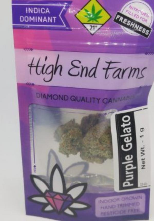 purple diamond strain